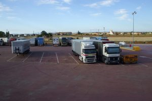 parking castillo