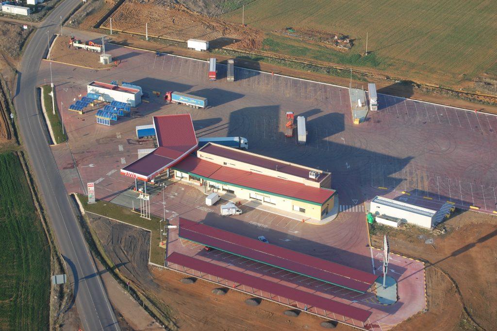 Gasolinera El Burgo