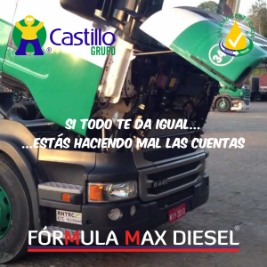Fórmula Max Diesel